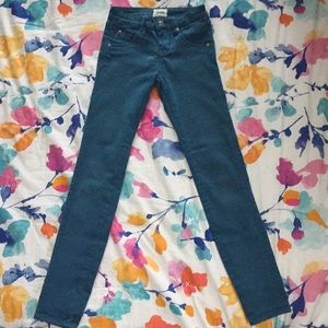 Cute Turquoise Kids Hudson Jeans 👖